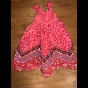 BlueBeri dress size 18 months . Pretty